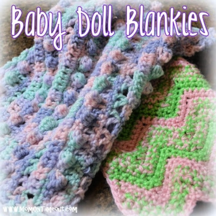 Baby Doll Blankets