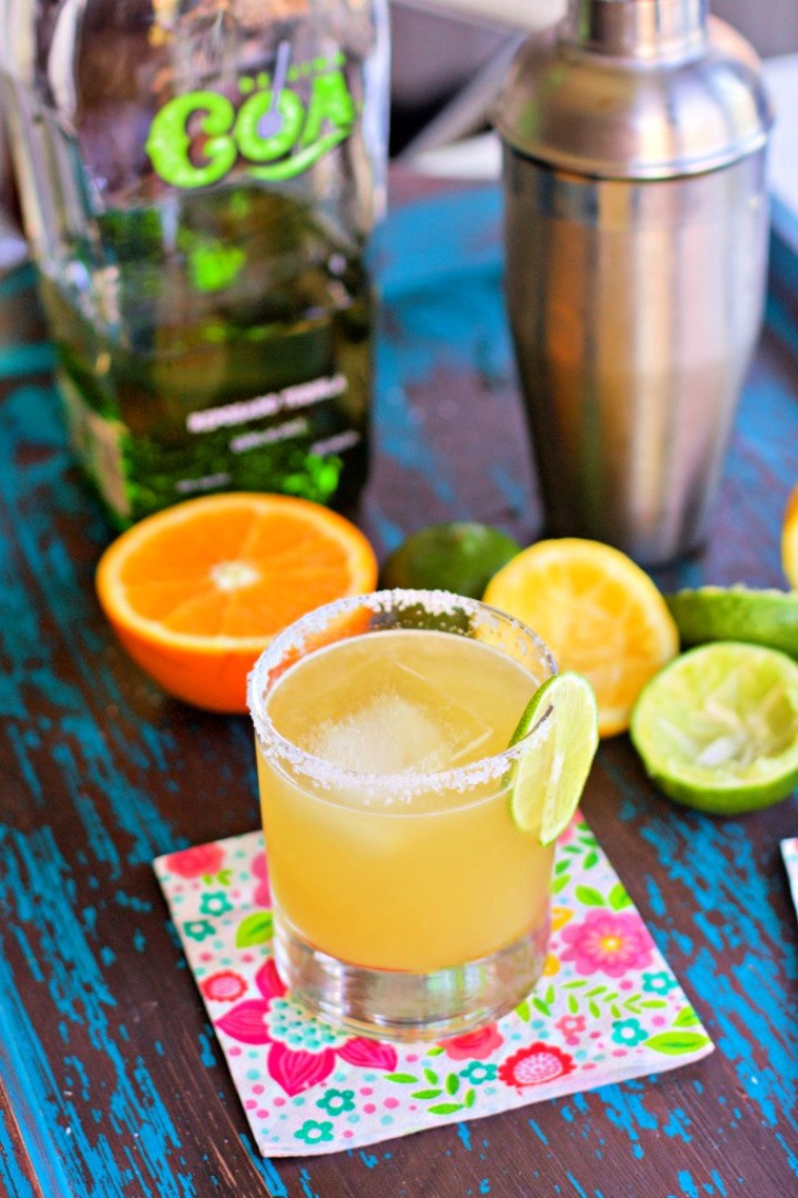 Best Margarita Recipe With Fresh Citrus