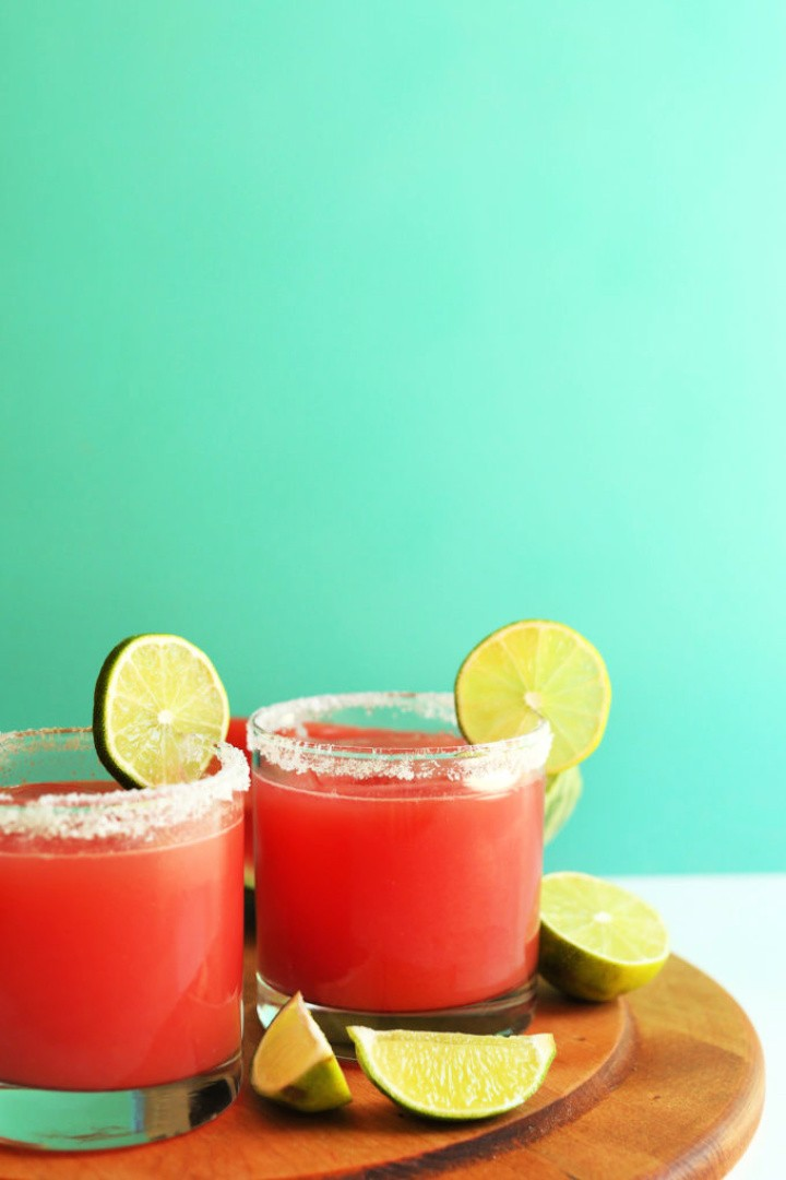 Best Watermelon Margaritas