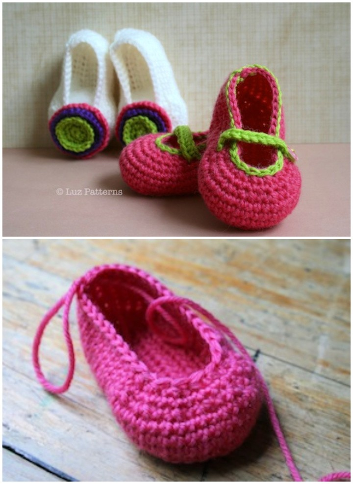 10 Top Crochet Patterns For Baby Free