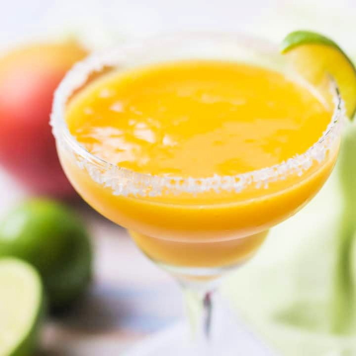 Frozen Mango Margarita Recipe