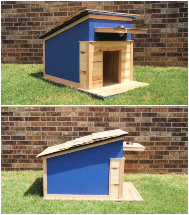How To Mke A Dog House