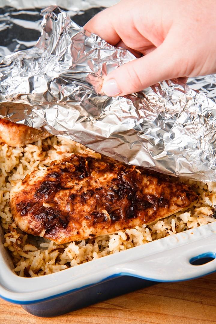 No Peek Chicken Recipe