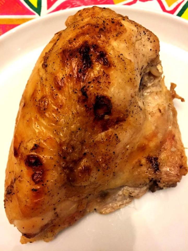 Roasted Bone In Chicken Breast Recipe