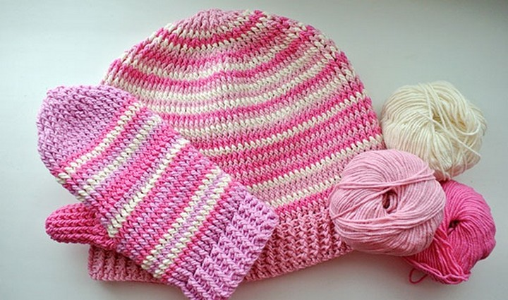 Adoreable Free Crochet Hat Pattern For Babies