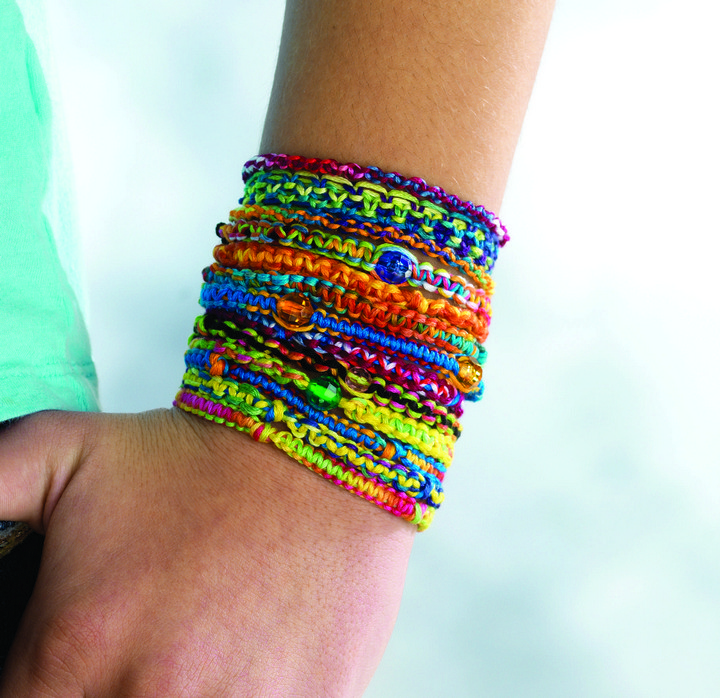 Amazing DIY Friendship Bracelets