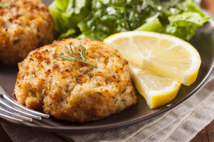 Corn and Crab Cakes Recipe