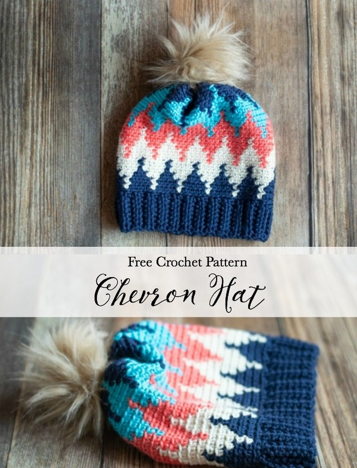8 Crochet Hat How To - Crochet Hat Tutorials