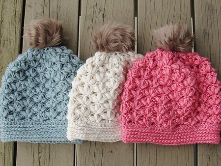 10 Crochet Hat Patterns Free - Crochet Patterns