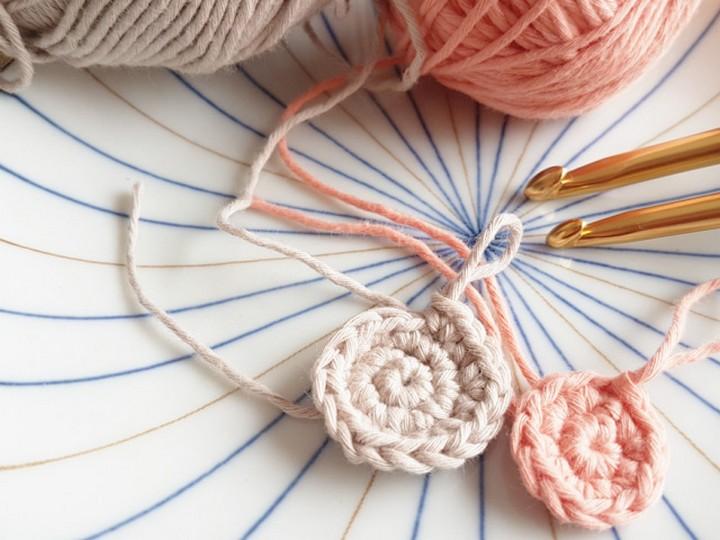 Crochet Magic Ring for Beginner