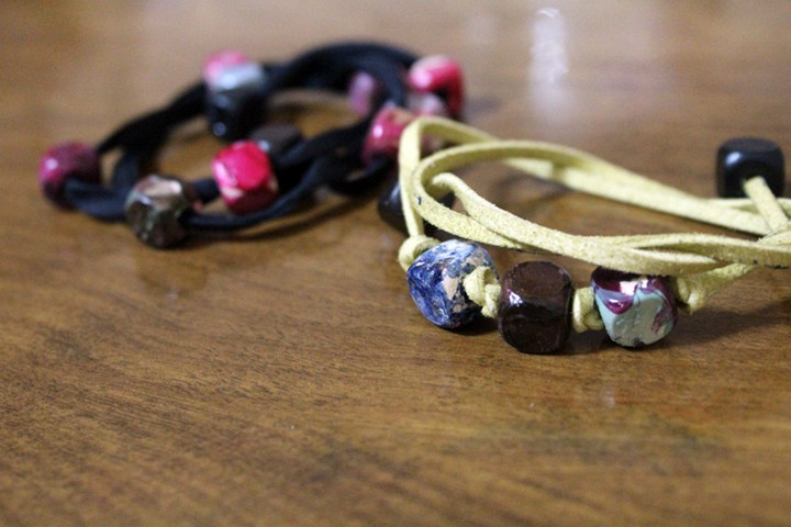 DIY Amazing Multicolor Braclets