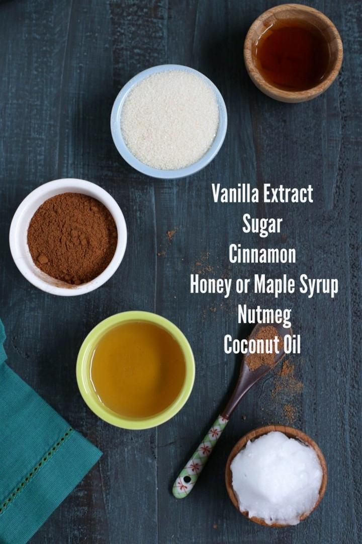 DIY Honey Coconut Vanila Extract Lip Scrub