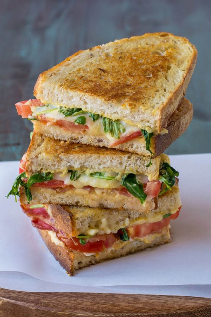 Delicious Tasty Grilled Cheese Sandwich Recipies For Summer