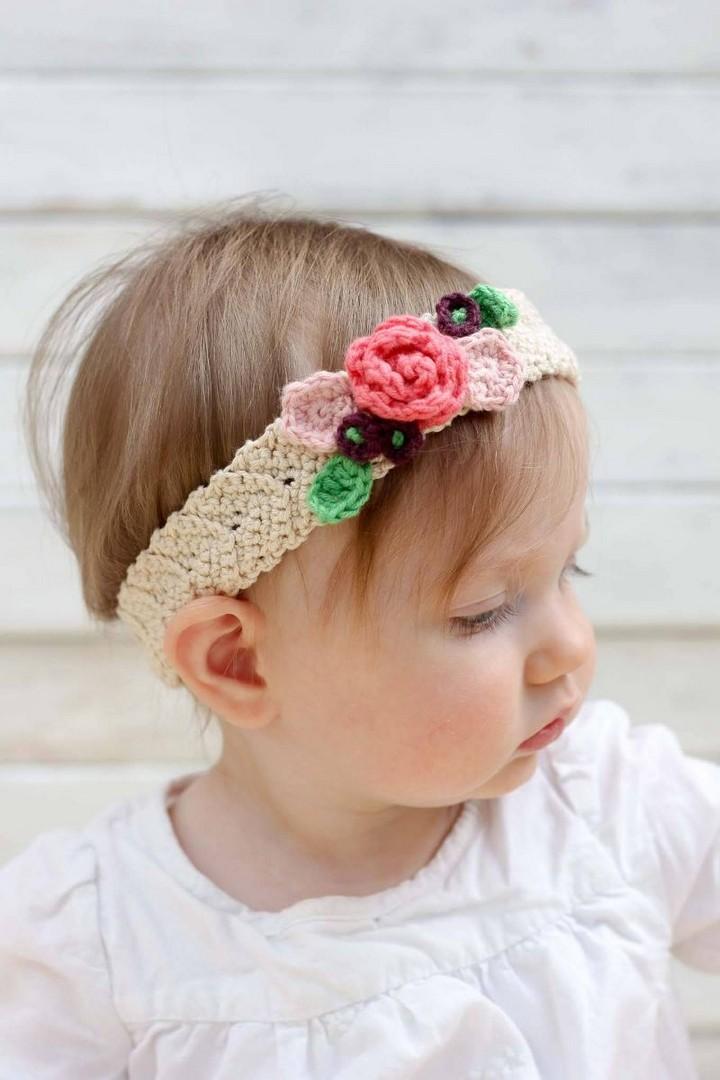 Easy Crochet Headbands Free Crochet Patterns