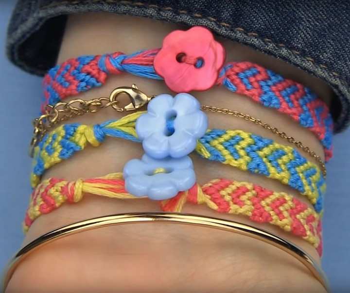 Easy DIY Friendship Bracelets You Can Make