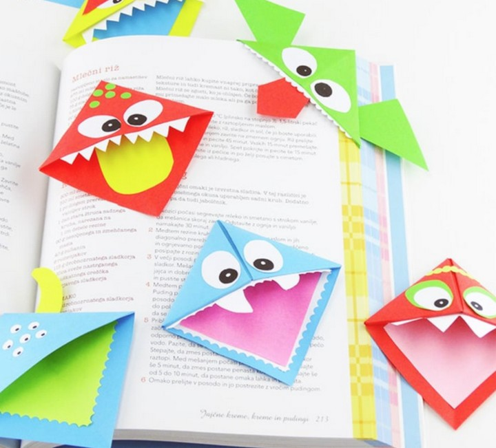Easy Origami Paper Crafts for Kids