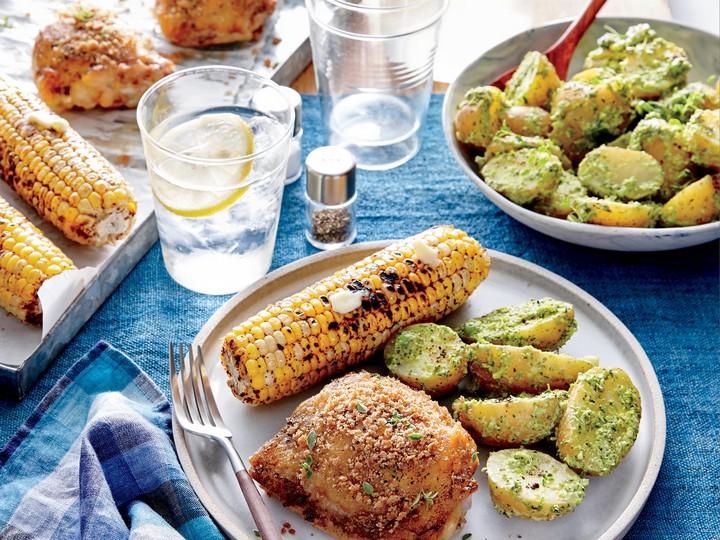Easy Patato Dinner Recipe Idea