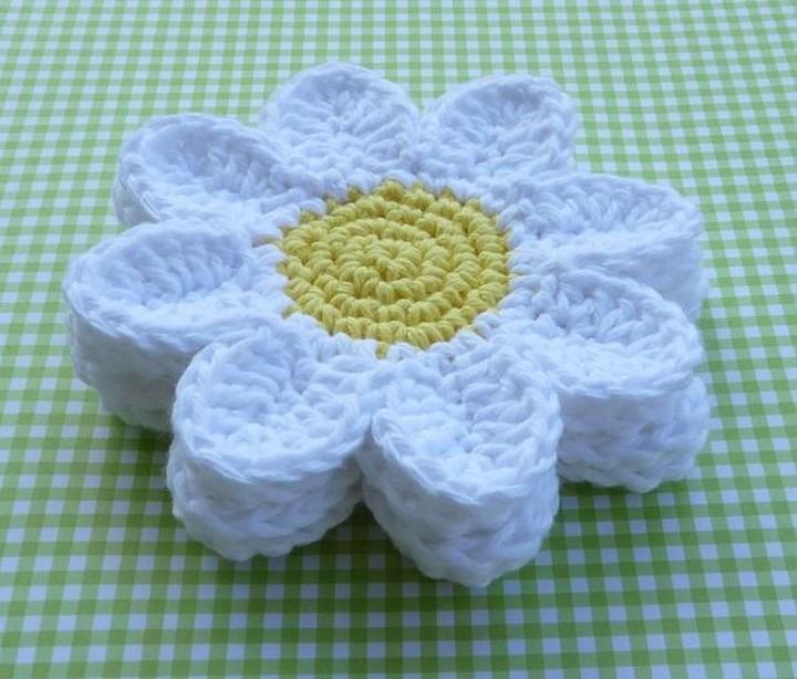 Fabulously Fast Free Crochet Coaster Patterns