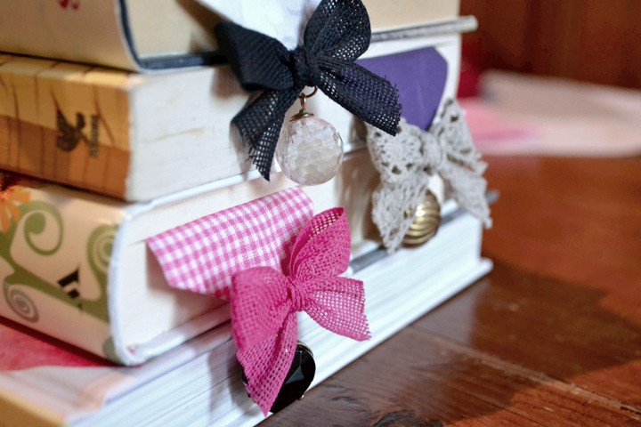 How To Make Attractive Butterflies Bookmark Ideas