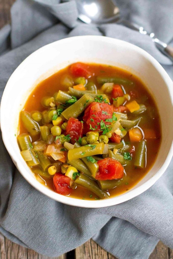How To Make Instant Pot Vegetable Soup