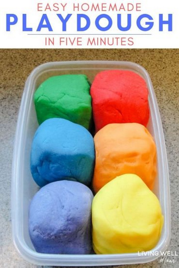 How To Make the Best Homemade Play Dough
