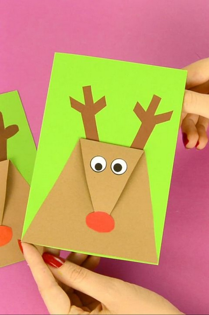 How to Make Homemade Holiday Cards
