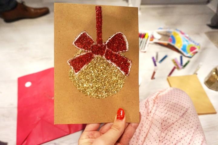 Last Minute DIY Christmas Cards