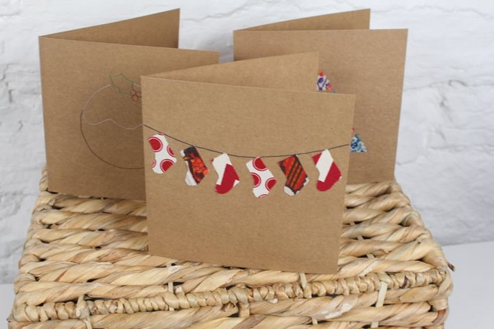 Made To Sew Sewing Cards DIY