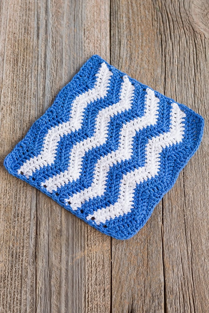 20 Crochet Chevron Pattern - Wonders Chevron Patterns