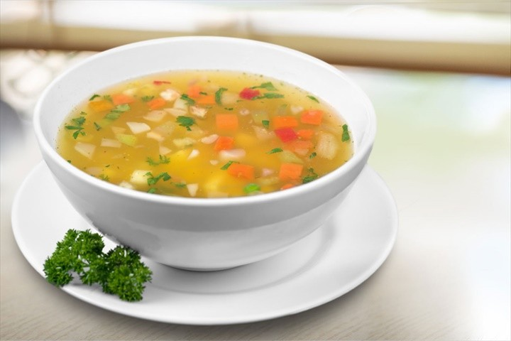 Simple Vegetable Soup Recipe