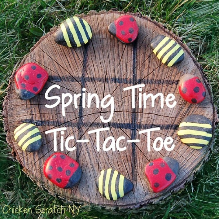 This Garden Fun Project Tic Tac Toe