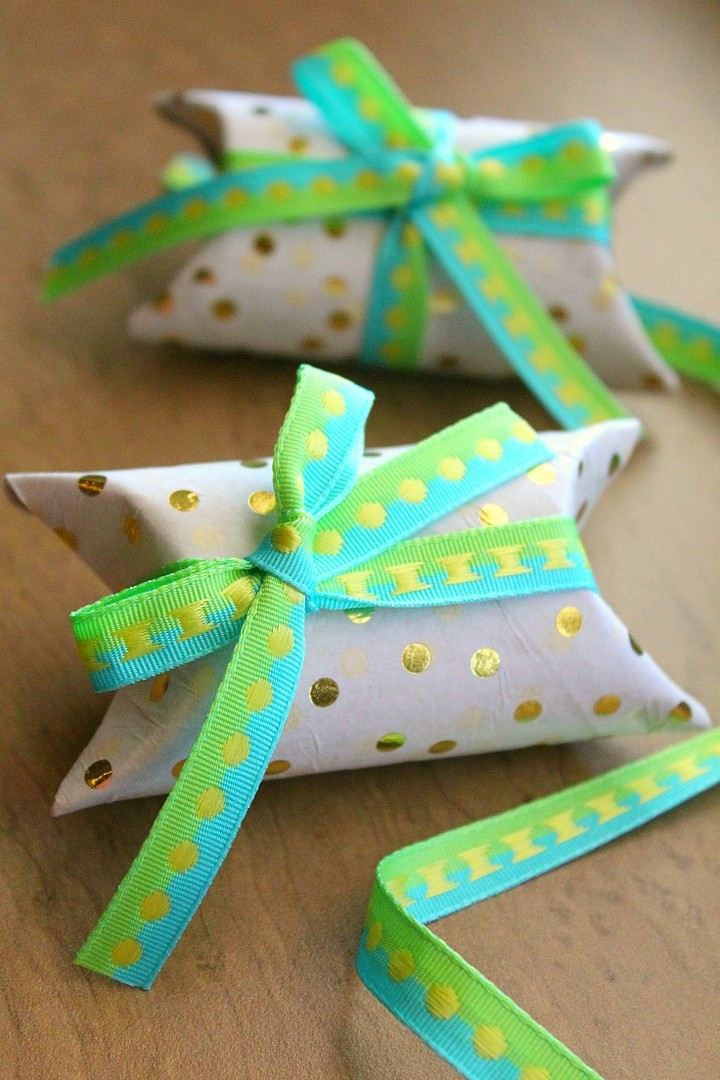 Toilet Paper Roll Gift Box Adorable Perfect For Small Items