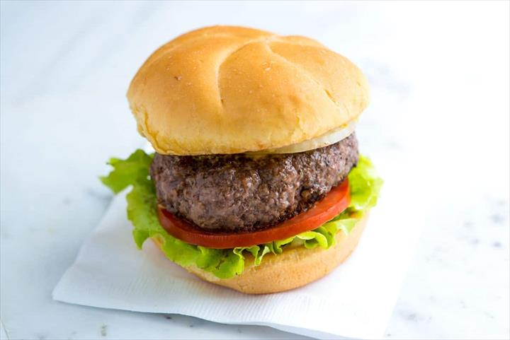 Best Humburger Recepie With Meat
