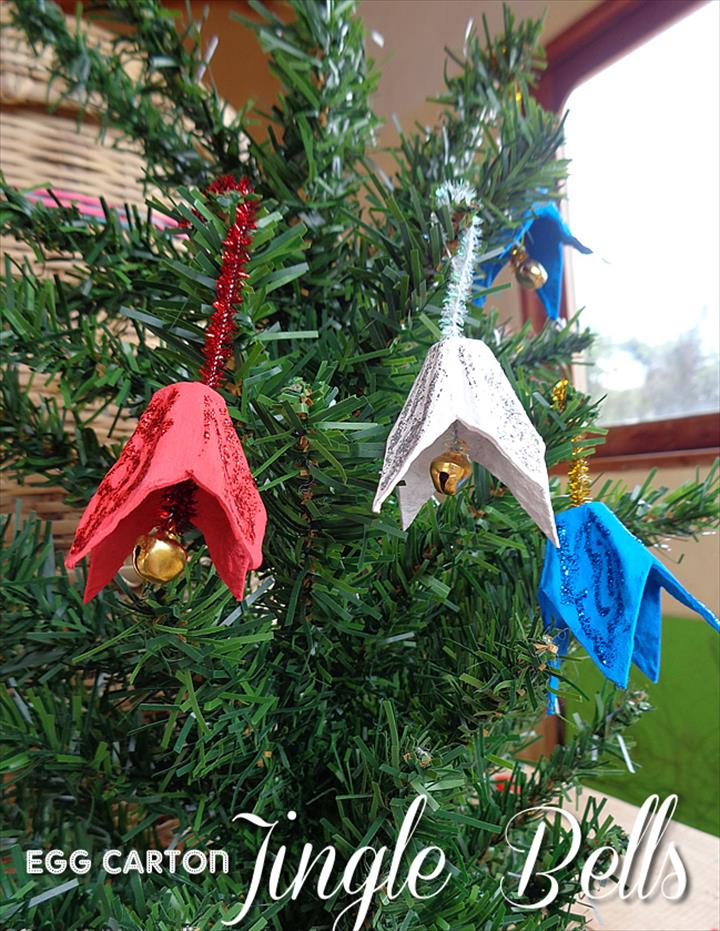 DIY Chirtmas Jingle Bells Ideas
