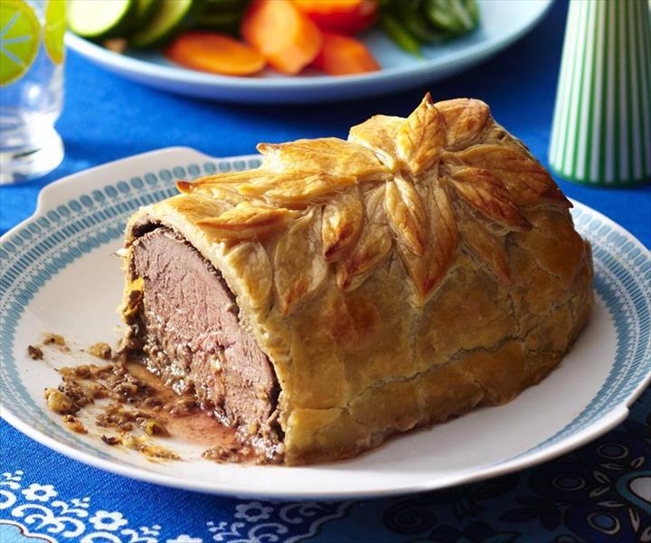 Easy To Make Beef Wellington