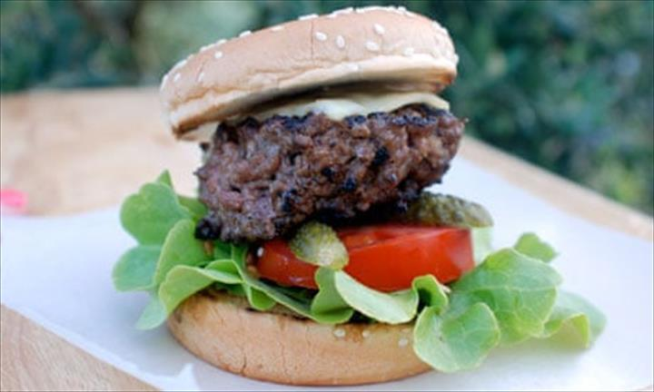 Easy To Make Humburger Recepie