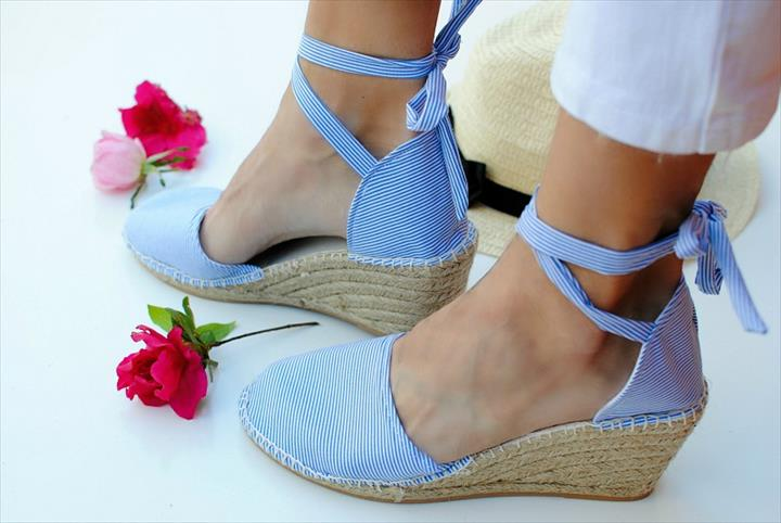 Nice Cute DIY Wedges