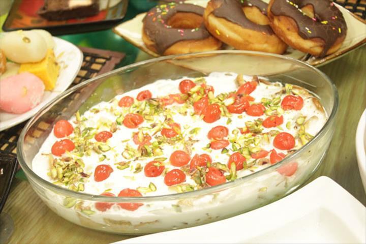 Super Semolina Cream Dessert Recipe