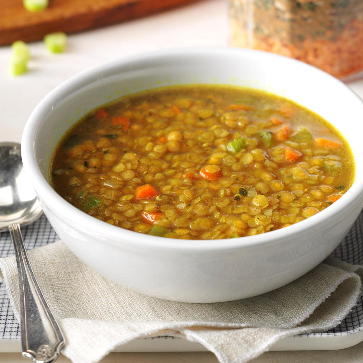 10 Recipe Lentil Soup - Cozy & Healthy Lentil Soup Recipes