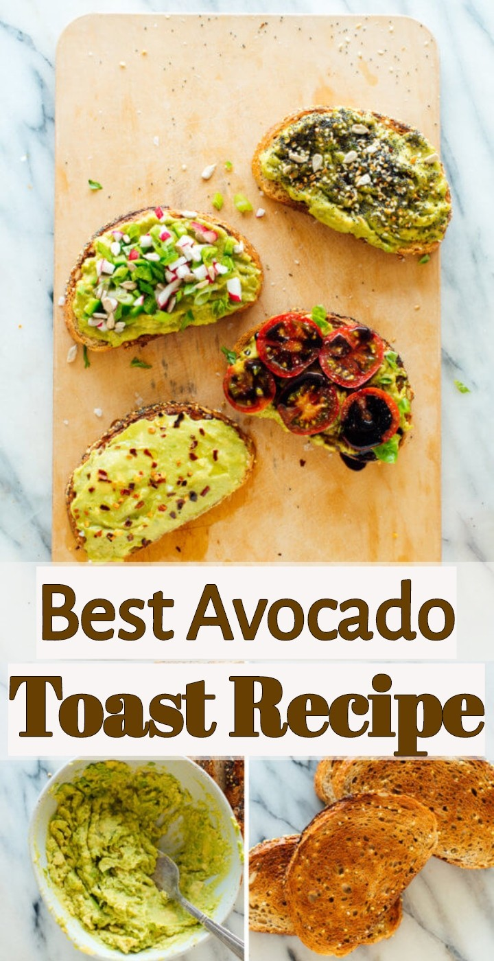 Best Avocado Toast Recipe