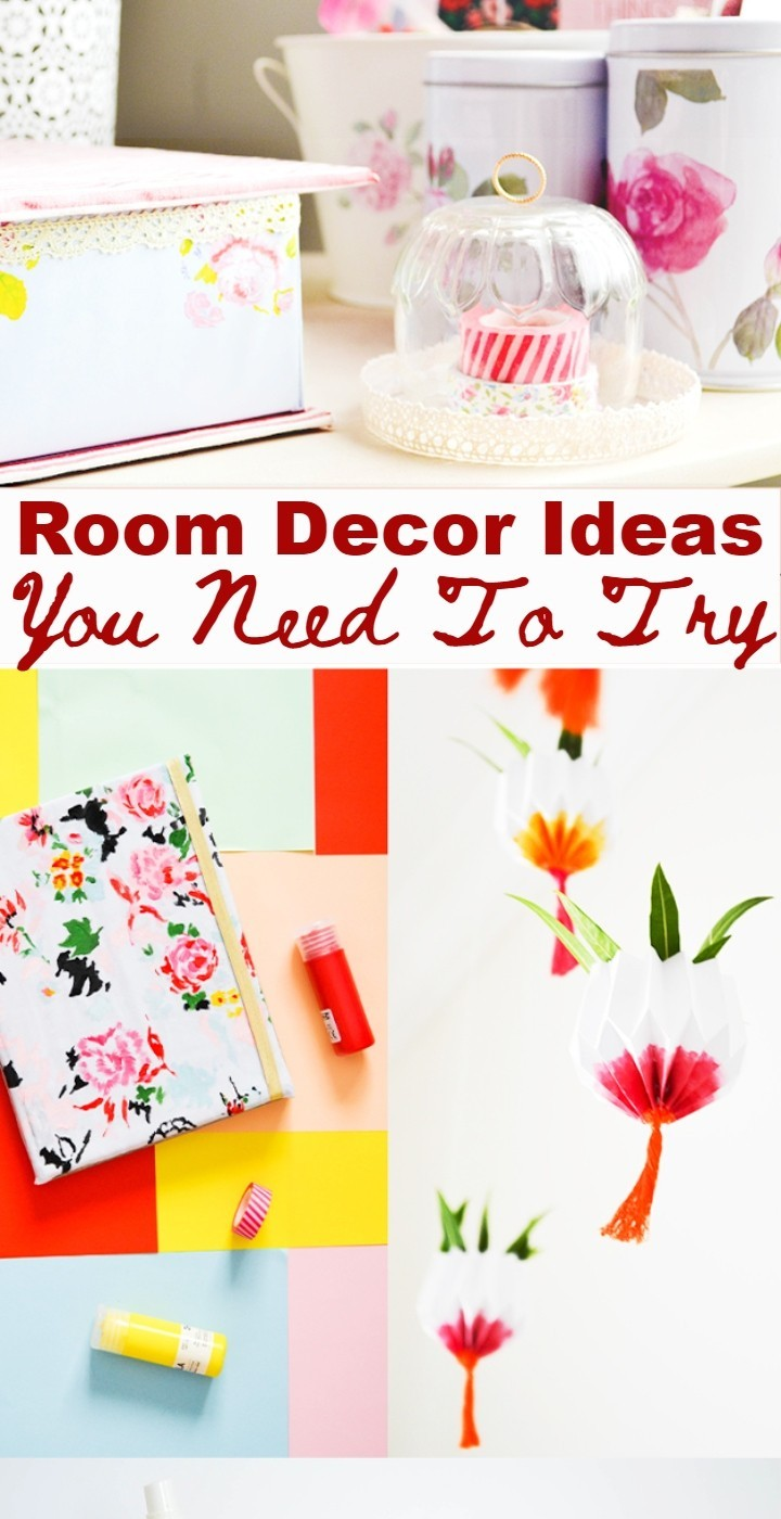 Room Decor Ideas You Need To Try