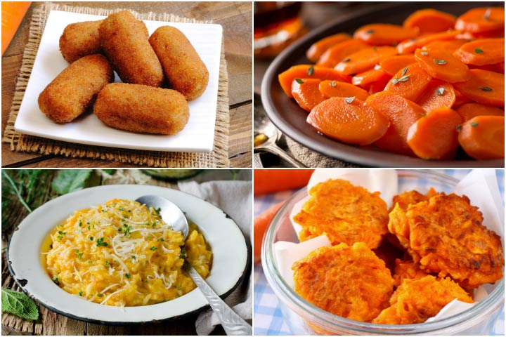 10 Healthy And Easy Carrot Recipes For Kids