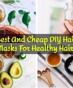 Best And Cheap DIY Hair Masks For Healthy Hairs