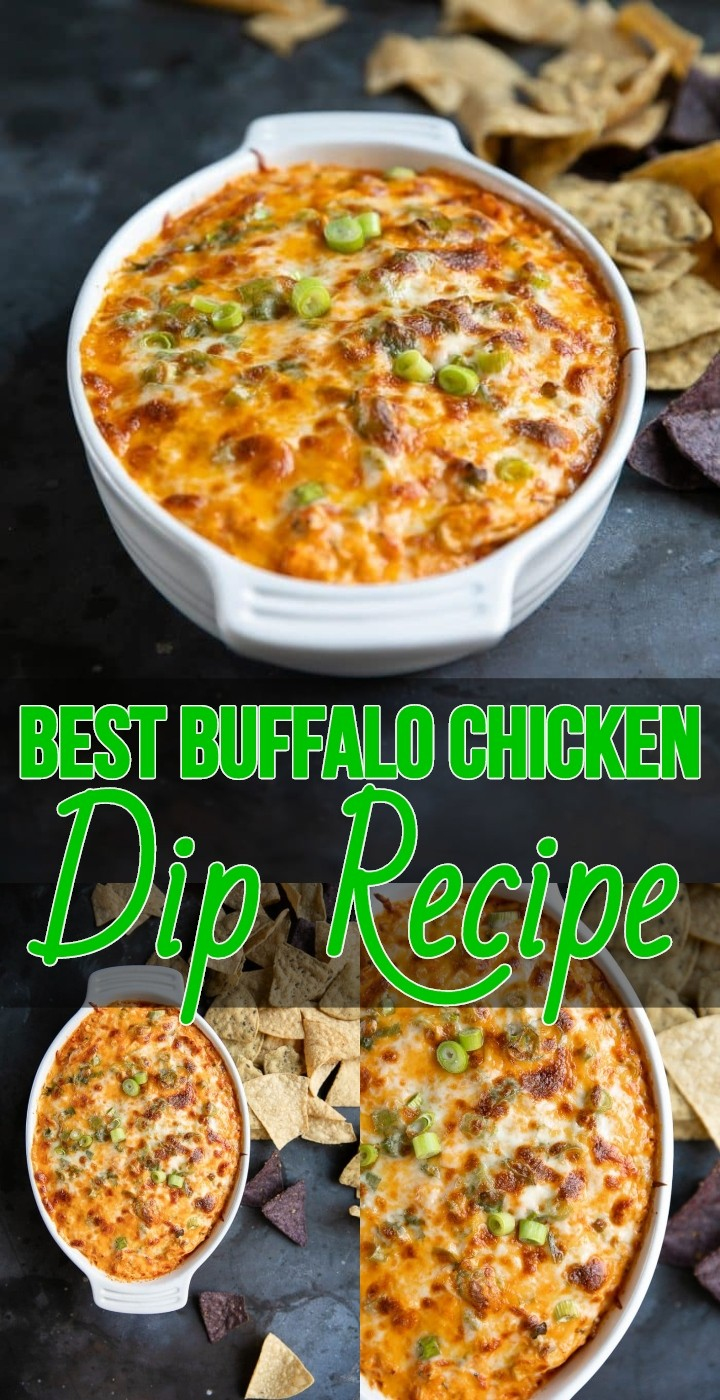 Best Buffalo Chicken Dip Recipe