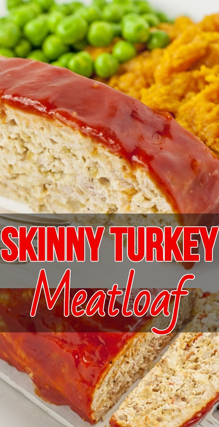 Skinny Turkey Meatloaf