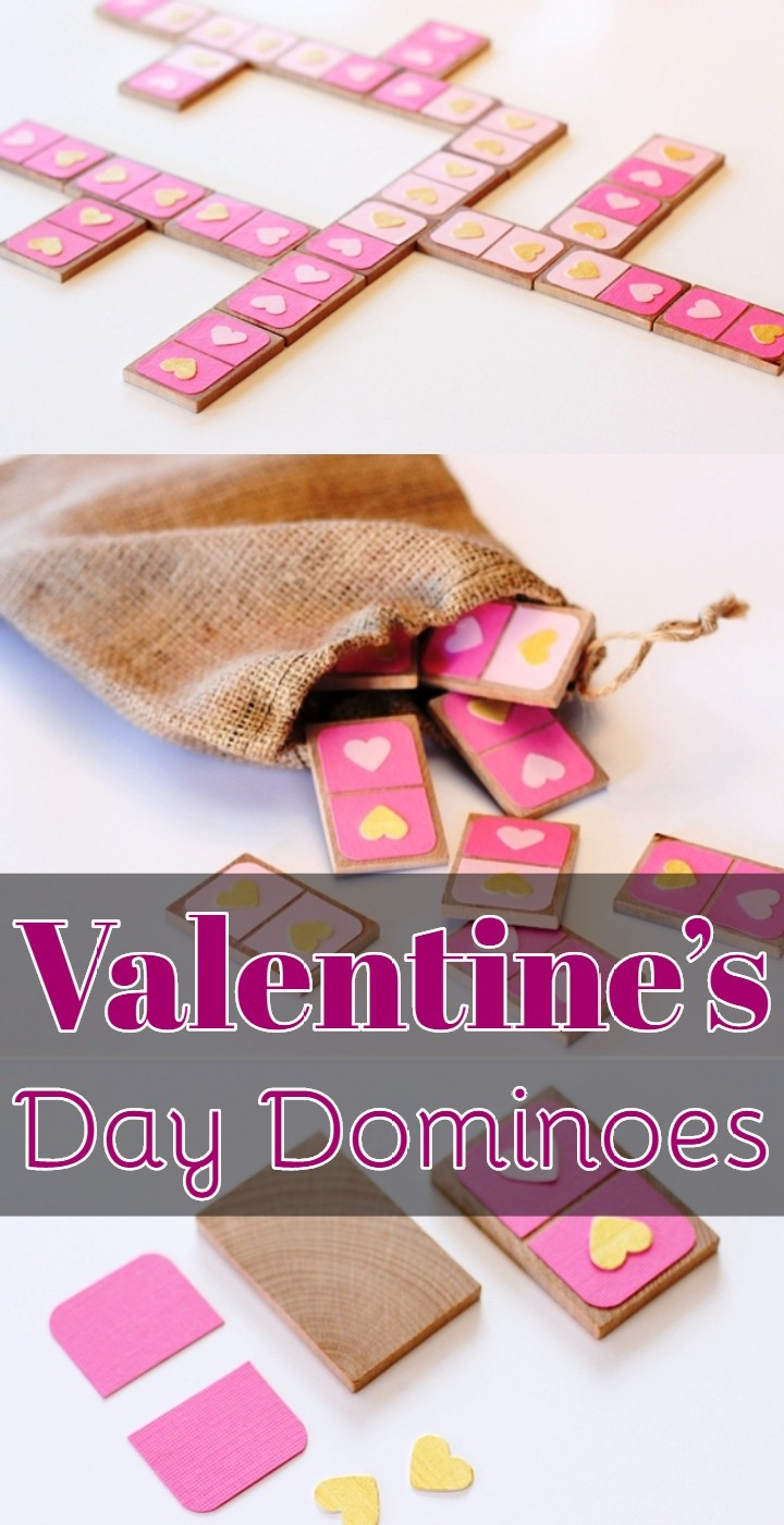 Valentine's Day Dominoes