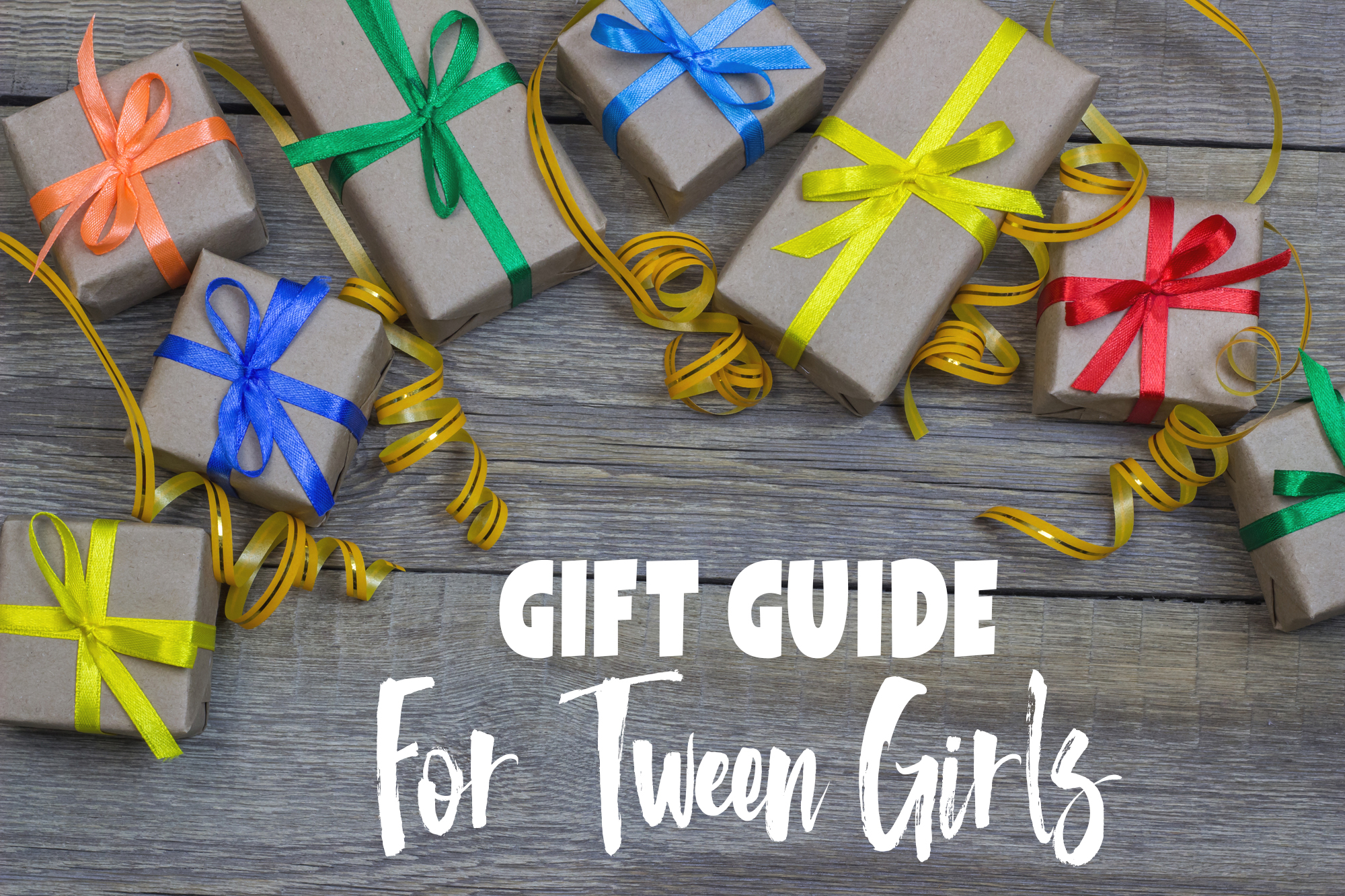 DIY Birthday Gifts For Tween Girls Gifts For Girls