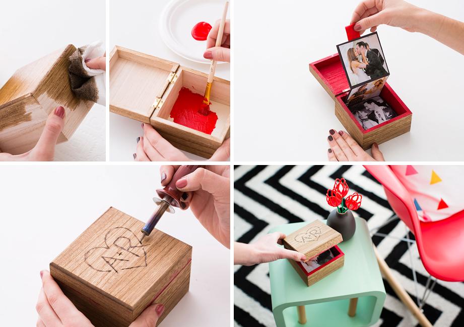 DIY Gift Valentines Day
