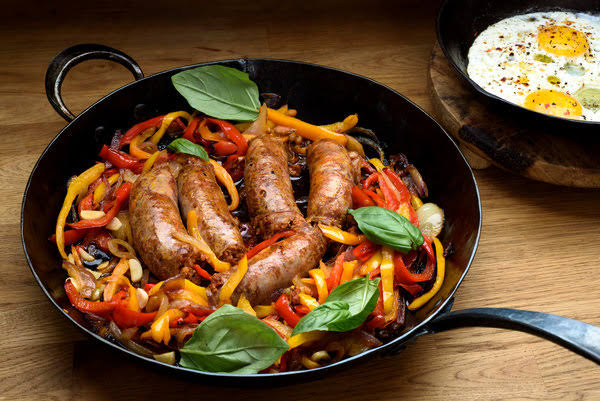 How To Make Dinner Recipes With Sausage