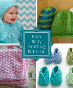 Knitting Ideas For Baby - Knitting Pattern For Baby